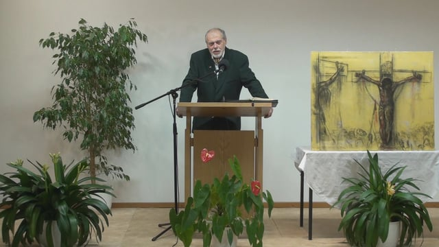 7.Die Auferstehung – DIE PASSION JESU | Pastor Mag. Kurt Piesslinger
