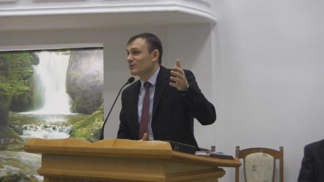 Vindecarea slabanogului – Mihai Miron