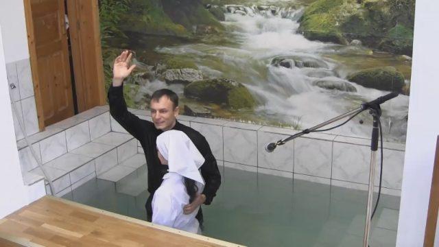 """""""…faceţi ucenici din toate naţiunile, botezându-i…"""" – Mihai Miron"""
