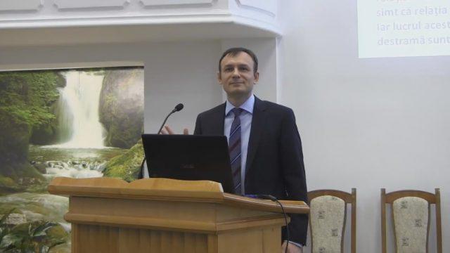 Conflictul Marital – Mihai Miron