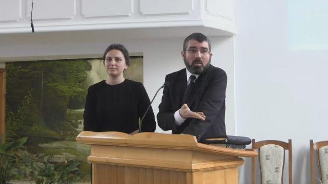 Biserica Adventista si muzica – Cristina & Felix Jercau