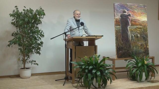1.Dein König kommt! – DIE PASSION JESU | Pastor Mag. Kurt Piesslinger