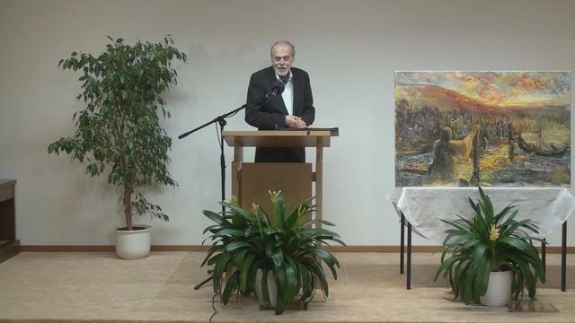 4.Das Abendmahl – DIE PASSION JESU | Pastor Mag. Kurt Piesslinger