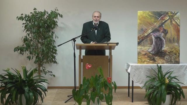 6.Jesu Kreuzigung – DIE PASSION JESU | Pastor Mag. Kurt Piesslinger
