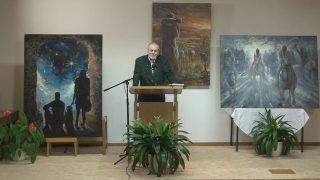 DIE PASSION JESU : Die Einführung   Pastor Mag. Kurt Piesslinger