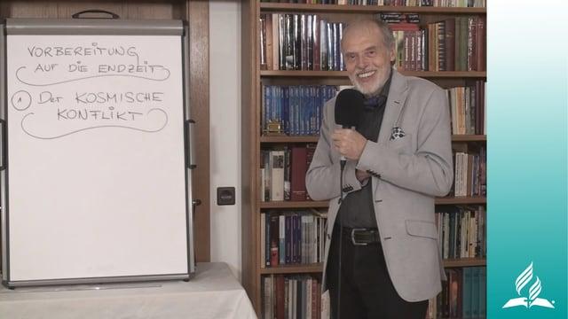 1.5 Das Gesetz und das Evangelium – DER KOSMISCHE KONFLIKT | Pastor Mag. Kurt Piesslinger