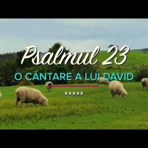 Psalmul 23