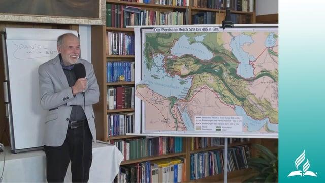 2.4 Bekehrung der Völker – DANIEL UND DIE ENDZEIT | Pastor Mag. Kurt Piesslinger