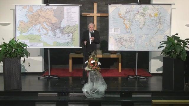 1.Die Kreuzzüge und die Folgen – GESCHICHTEN DER GESCHICHTE | Pastor Mag. Kurt Piesslinger