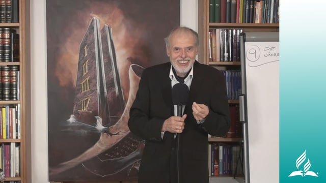 9.4 Der Sabbat und die Evolutionstheorie – DIE TÄUSCHUNGEN WÄHREND DER ENDZEIT   Pastor Mag. Kurt Piesslinger