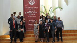 Convenția națională adventistă de asistență și misiune socială