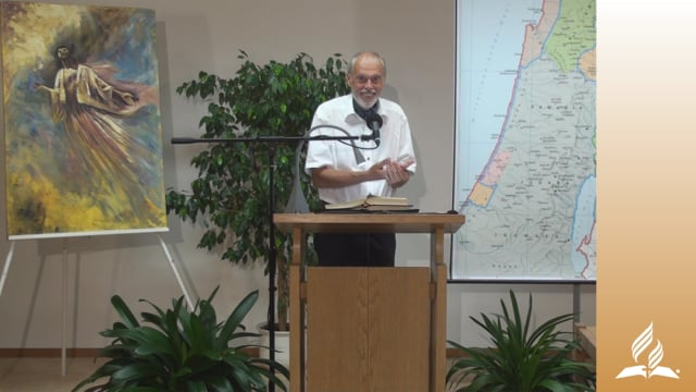 1.1 The Restoration of Israel – YOU WILL BE MY WITNESSES | Pastor Kurt Piesslinger, M.A.