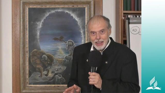 10.1 Die Heilung der tödlichen Wunde – AMERIKA UND BABYLON | Pastor Mag. Kurt Piesslinger