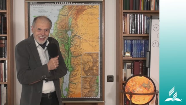 12.2 Babylon ist gefallen – BABYLON UND HARMAGEDON | Pastor Mag. Kurt Piesslinger