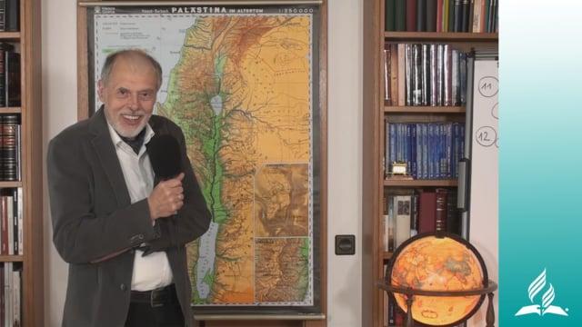 12.4 Harmagedon und der Berg Karmel, Teil 1 – BABYLON UND HARMAGEDON | Pastor Mag. Kurt Piesslinger