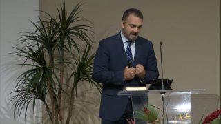 """June 16, 2018 – Pastor Daniel Serban – """"Cu Isus"""""""