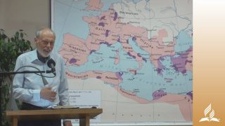 2.4 Die Erhöhung Jesu  – PFINGSTEN | Pastor Mag. Kurt Piesslinger