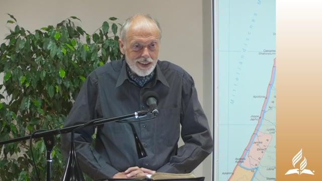 4.1 Die Ernennung der Sieben – DIE ERSTEN LEITER DER GEMEINDE | Pastor Mag. Kurt Piesslinger