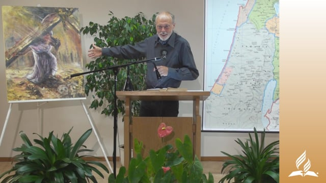 4.4 Jesus in the Heavenly Court – THE FIRST CHURCH LEADERS   Pastor Kurt Piesslinger, M.A.