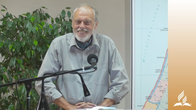 5.1 Verfolger der Gemeinde – DIE BEKEHRUNG VON PAULUS | Pastor Mag. Kurt Piesslinger