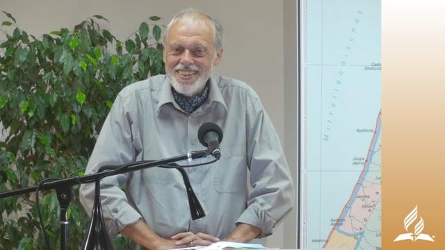 5.2 Auf dem Weg nach Damaskus – DIE BEKEHRUNG VON PAULUS | Pastor Mag. Kurt Piesslinger