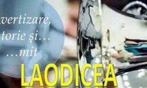 Florin Laiu –  Laodicea – Avertizare, istorie si mit