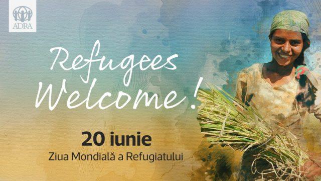 Susține și tu Clubul de Integrare pentru Refugiați!