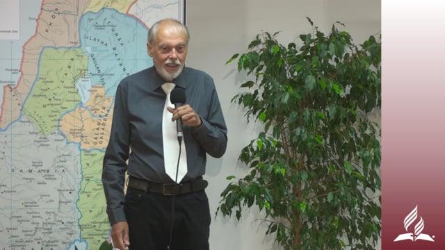 Die Apostelgeschichte – DIE BIBEL-DAS NEUE TESTAMENT | Pastor Mag. Kurt Piesslinger