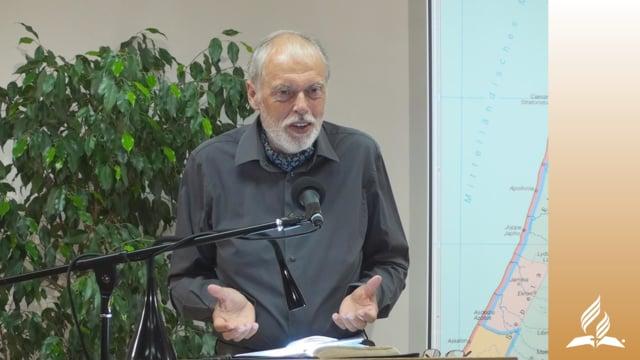 6.2 Im Haus von Kornelius – DER DIENST VON PETRUS | Pastor Mag. Kurt Piesslinger