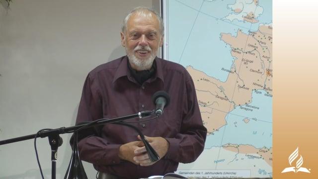 7.1 Salamis und Paphos – DIE ERSTE MISSIONSREISE VON PAULUS | Pastor Mag. Kurt Piesslinger