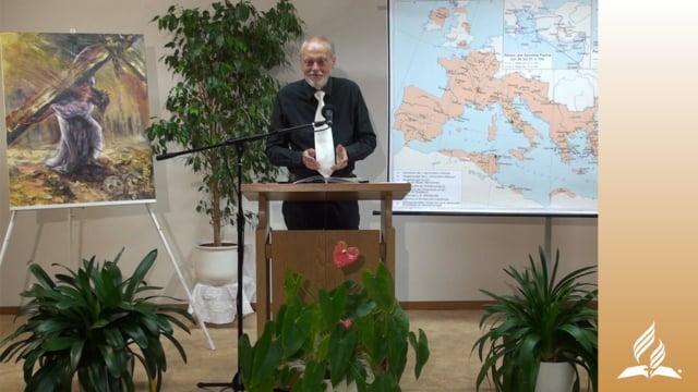 10.2 Ephesus, Teil 2 – DIE DRITTE MISSIONSREISE | Pastor Mag. Kurt Piesslinger