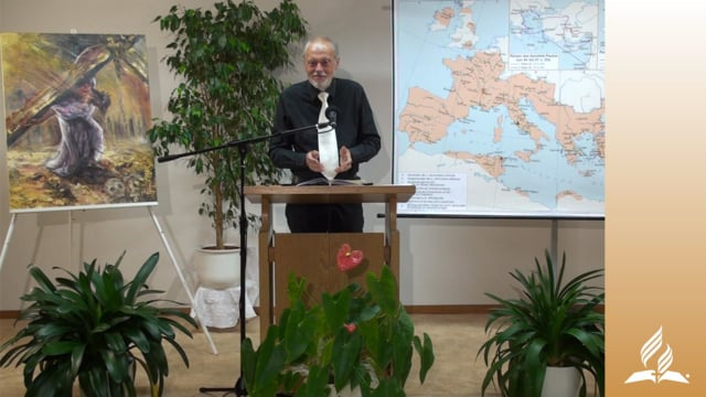 10.5 Tyrus und Cäsarea – DIE DRITTE MISSIONSREISE | Pastor Kurt Piesslinger, M.A.