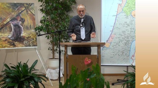 11.2 Aufruhr im Tempel – VERHAFTUNG IN JERUSALEM   Pastor Mag. Kurt Piesslinger