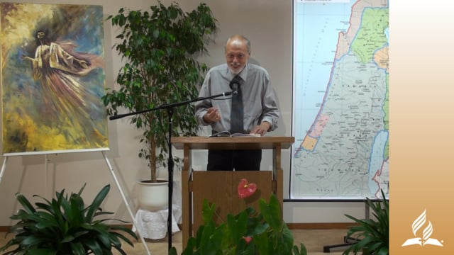 12.1 Before Felix – CONFINEMENT IN CAESAREA | Pastor Kurt Piesslinger, M.A.