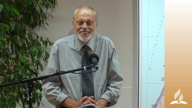 12.1 Vor Felix – GEFANGENSCHAFT IN CÄSAREA | Pastor Mag. Kurt Piesslinger