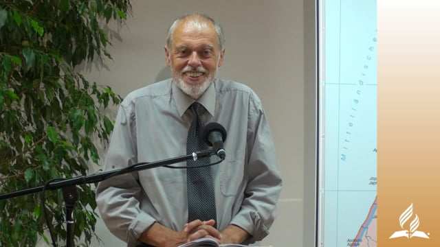 12.3 Vor Agrippa – GEFANGENSCHAFT IN CÄSAREA | Pastor Mag. Kurt Piesslinger