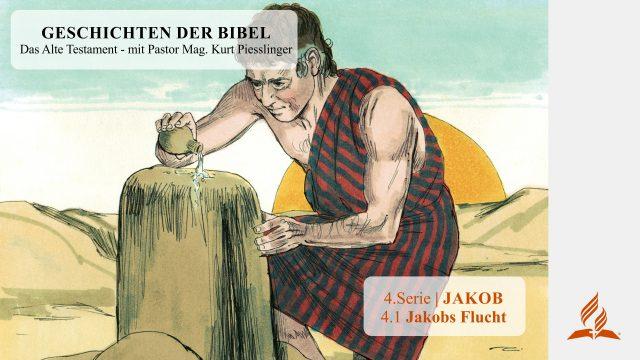 GESCHICHTEN DER BIBEL: 4.1 Jakobs Flucht – 4.JAKOB | Pastor Mag. Kurt Piesslinger