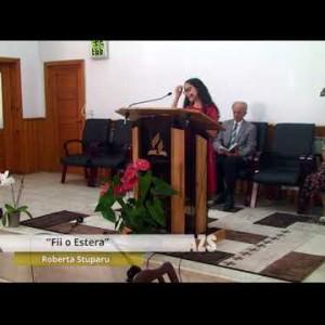 Roberta Stuparu –  Fii o Estera!
