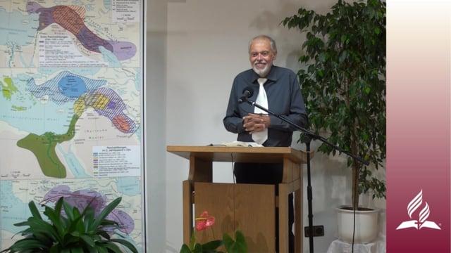 1.5 Gottes auserwähltes Volk – SCHÖPFUNG UND SÜNDENFALL | Pastor Mag. Kurt Piesslinger