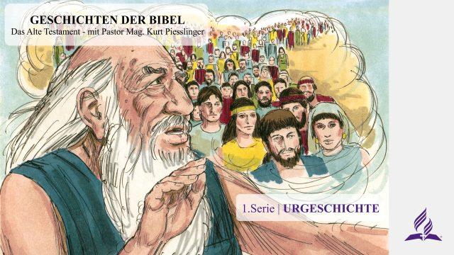 1.URGESCHICHTE | Pastor Mag. Kurt Piesslinger