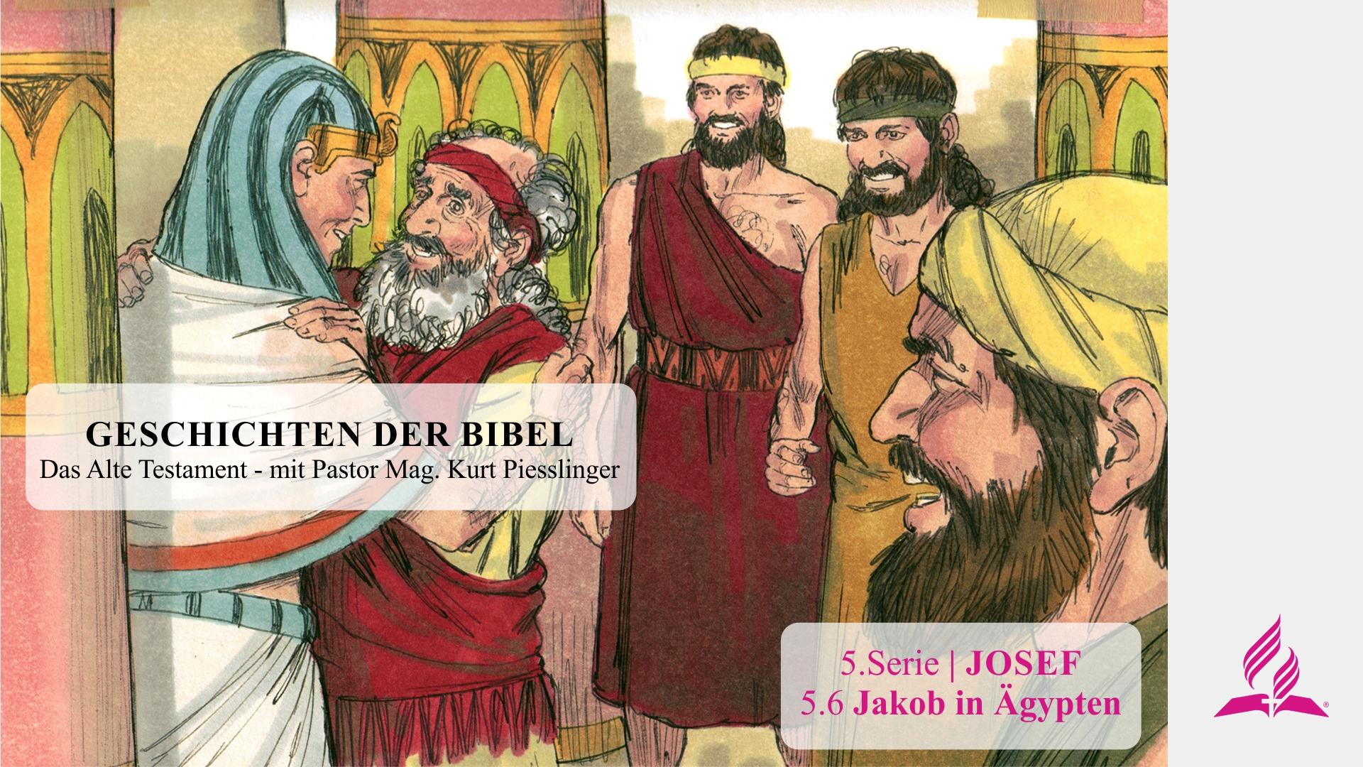 5.6 Jakob in Ägypten x