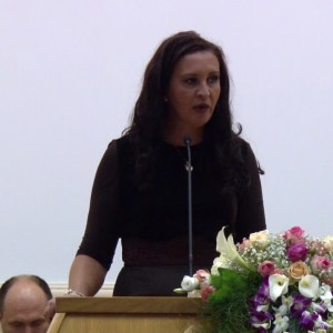 Natalia-Elena INTOTERO Ministrul pentru Românii de Pretutindeni 29/09/2018