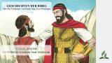 GESCHICHTEN DER BIBEL: 13.14 David verschont Saul wiederum – 13.DAVID   Pastor Mag. Kurt Piesslinger