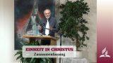 Zusammenfassung – EINHEIT IN CHRISTUS | Pastor Mag. Kurt Piesslinger