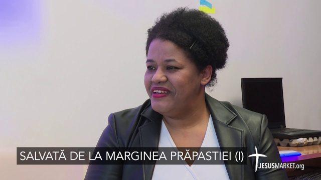Miezul vieții-  SALVATĂ DE LA MARGINEA PRĂPASTIEI (I)- DANA DOBRE