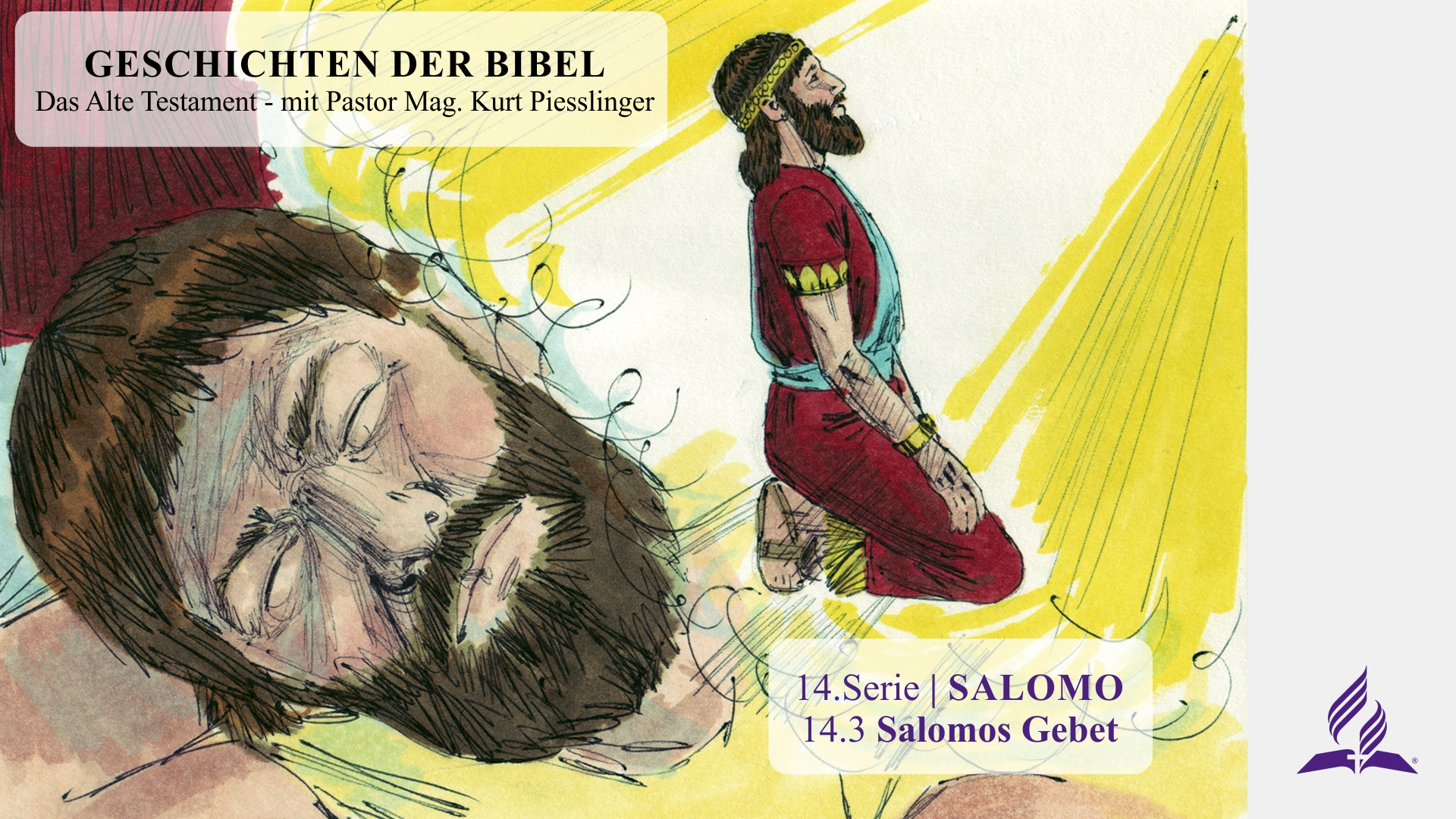 14.3 Salomos Gebet x