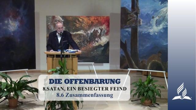 8.6 Zusammenfassung – SATAN, EIN BESIEGTER FEIND | Pastor Mag. Kurt Piesslinger