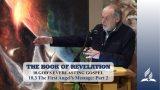 10.3 The First Angel's Message: Part 2 – GOD'S EVERLASTING GOSPEL   Pastor Kurt Piesslinger, M.A.