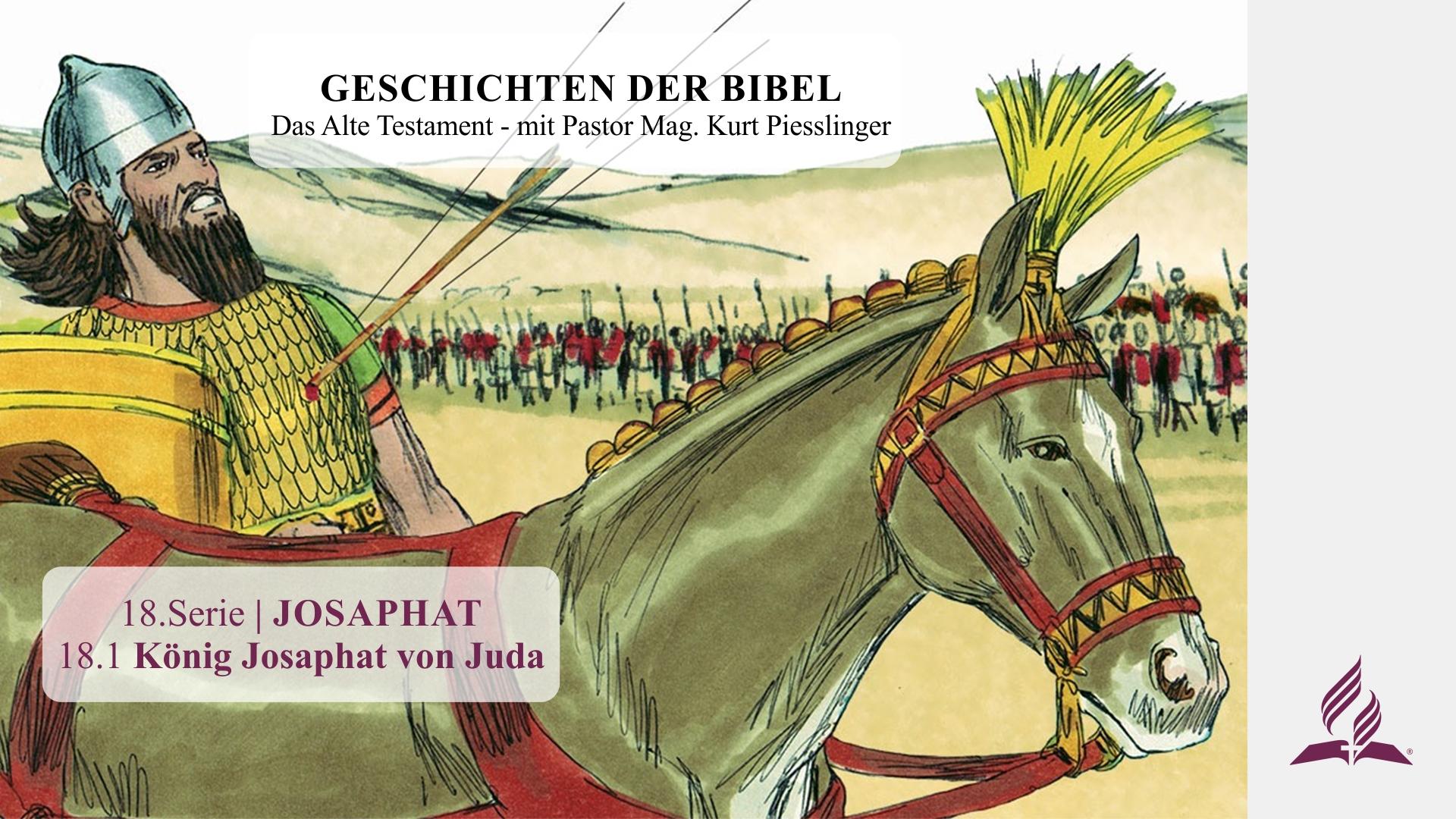 18.1 König Josaphat von Juda x