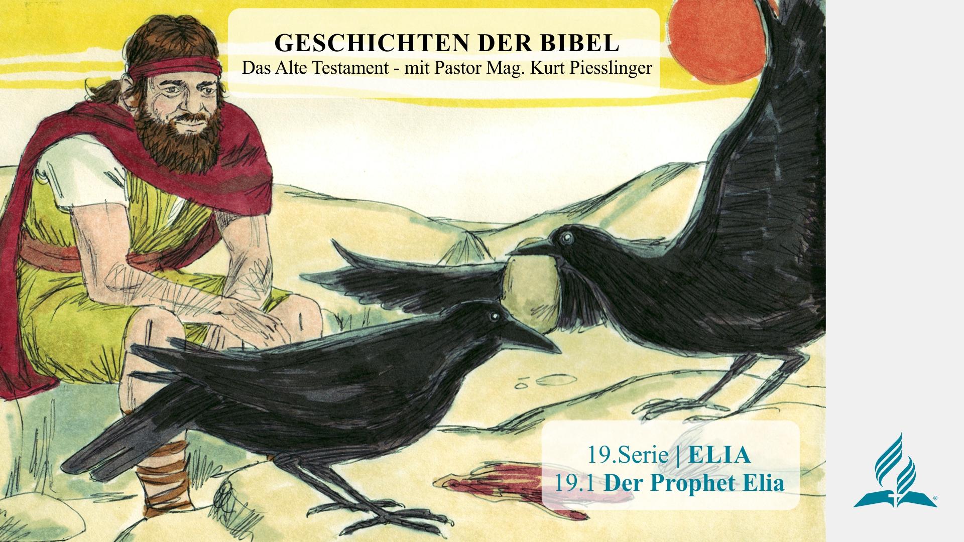 19.1 Der Prophet Elia x
